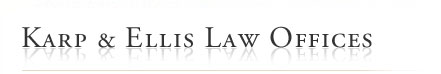 Karp and Ellis Law Offices - Home